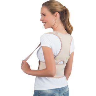 VITALmaxx Rückenkorrektor creme, versch. Größen - Bild 1