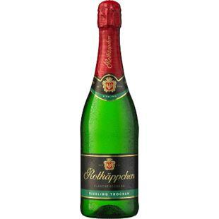 Rotkäppchen Riesling Sekt trocken 12,0 % Flaschengärung 0,75 Liter - Bild 1