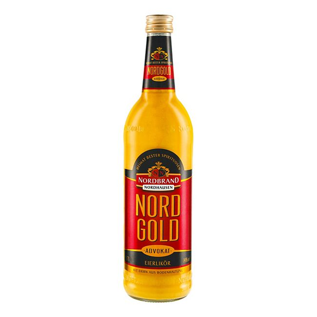 Nordgold Eierlikör 14,0 % vol 0,35 Liter - Bild 1