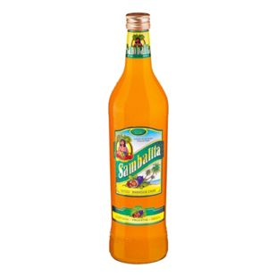 Sambalita Maracuja-Likör 18,0 % vol 0,7 Liter - Bild 1