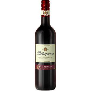 Rotkäppchen Dornfelder Rotwein Qualitätswein Pfalz 12,0 % vol 0,75 Liter - Bild 1