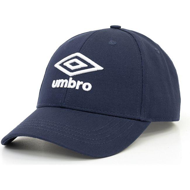 Umbro Cap, 3D - navy/weiß - Bild 1