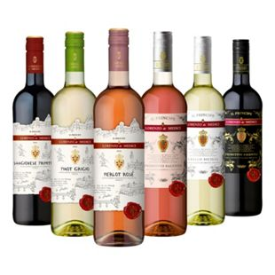 Weinpaket Lorenzo de Medici 6 x 0,75 Liter - Bild 1