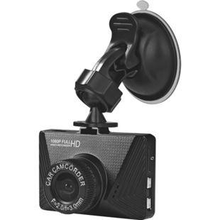 MAXXMEE Dashcam Full HD 5V schwarz mit Speicherkarte 8GB - Bild 1