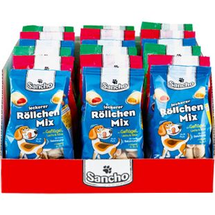 Sancho Hundesnacks 400 g, verschiedene Sorten, 18er Pack - Bild 1