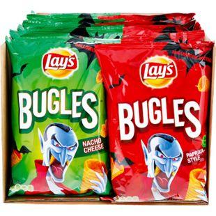 Lays Bugles 100 g, verschiedene Sorten, 12er Pack - Bild 1