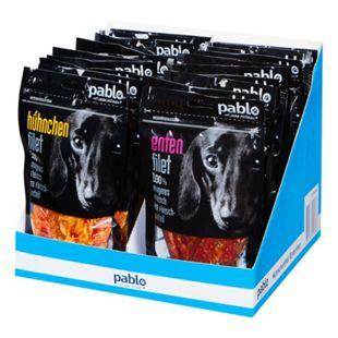 Pablo Hundesnack Filets 100 g, verschiedene Sorten, 20er Pack - Bild 1