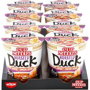 Nissin Cup Noodles Ente 65 g, 8er Pack - Bild 1