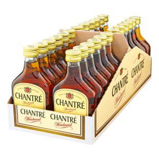 Chantre Weinbrand 36,0 % Vol. 100 ml, 24er Pack - Bild 1