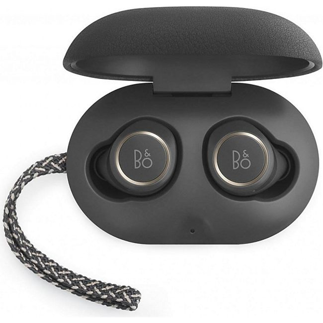 Bang & Olufsen BeoPlay E8 drahtlose Bluetooth In-Ear Kopfhörer Earbuds Ohrhörer mit Ladeschale charcoal grey - Bild 1