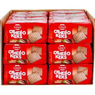 Wikana Othello Keks 200 g, 24er Pack - Bild 1