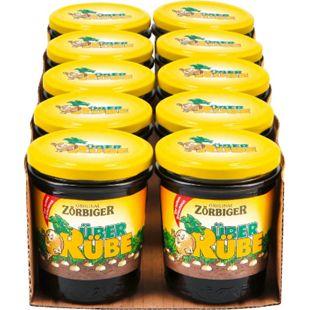 Bild für Zörbiger Überrübe Zuckerrübensirup 350 g, 10er Pack
