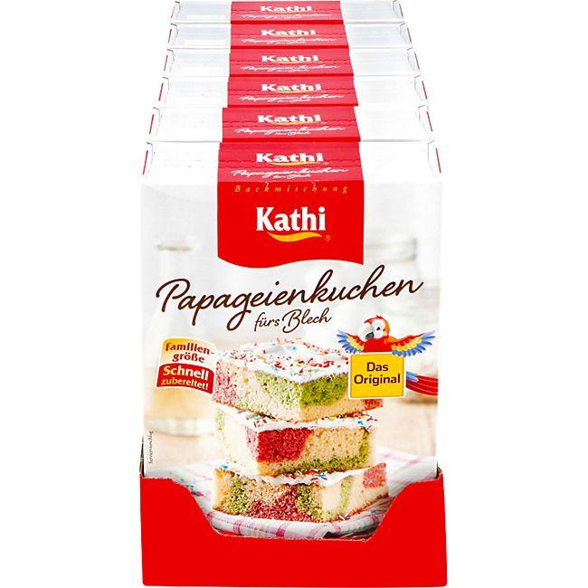 Kathi Papageienkuchen 840 g, 6er Pack - Bild 1