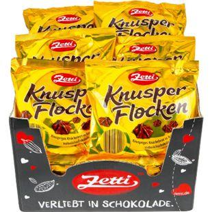 Zetti Knusperflocken 350 g, 26er Pack - Bild 1
