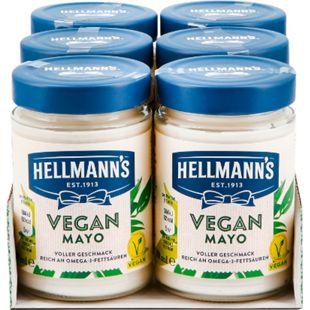 Hellmann's Vegan Mayo 270 g, 6er Pack - Bild 1