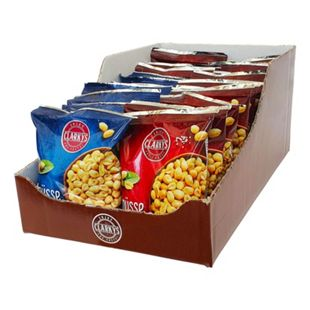 Clarkys Erdnüsse 200g, verschiedene Sorten, 20er Pack - Bild 1