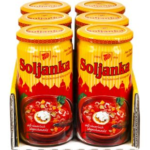 EWU Soljanka 700 ml, 6er Pack - Bild 1