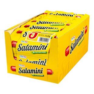 Mar-Ko Salamini Geflügel 5 x 25 g, 20er Pack - Bild 1