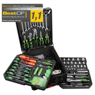 Starkmann Blackline Premium Alu Werkzeugkoffer 399 tlg. - Bild 1
