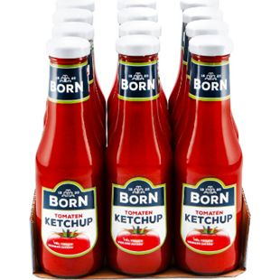 Born Tomaten Ketchup 450 ml, 12er Pack - Bild 1