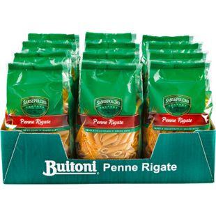 Buitoni Penne Rigate 500 g, 12er Pack - Bild 1