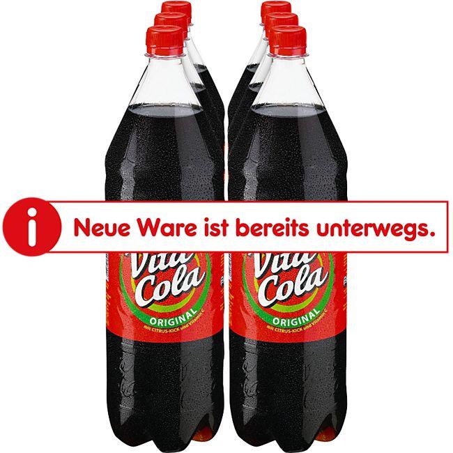 Vita Cola 1,75 Liter, 6er Pack - Bild 1