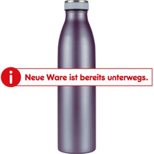 Thermoflasche anthrazit - Bild 1
