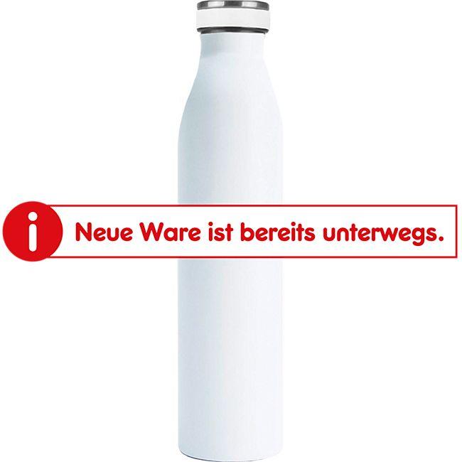 Thermoflasche weiß - Bild 1