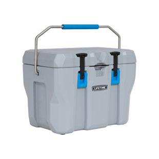 Lifetime Premium Kühlbox Campingbox Cooler 26 Liter inkl. Tragegriff und Flaschenöffner - Bild 1