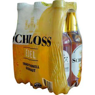 Schloss Edel 4,9 % vol 0,5 Liter, 6er Pack - Bild 1