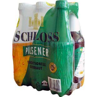 Schloss Pils 4,9 % vol 0,5 Liter, 6er Pack - Bild 1