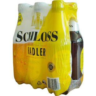 Schloss Radler 2,5 % vol 0,5 Liter, 6er Pack - Bild 1