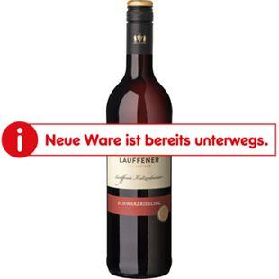 Lauffener Katzenbeißer Schwarzriesling Württemberg Qualitätswein 12,0 % vol 0,75 Liter - Bild 1