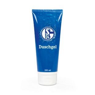 S04 Duschgel 200ml blau mit Logo - Bild 1