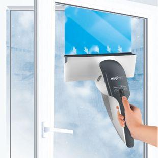 MAXXMEE Akku-Fenster-Waschsauger 3,7V weiß/grau - Bild 1