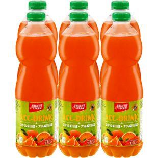 Fruchtstern ACE Drink 1,5 Liter, 6er Pack - Bild 1