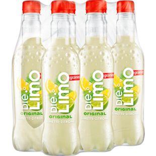 Granini Die Limo Limette-Zitrone 1 Liter, 6er Pack - Bild 1