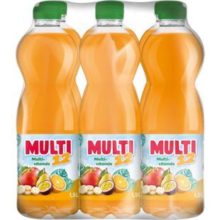 Multi 12 Multivitamin 1,5 Liter, 6er Pack - Bild 1