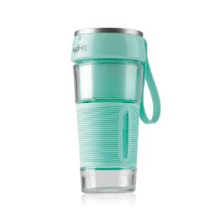 MAXXMEE Smoothie Maker 300ml 7,4V mint inkl. USB-Kabel - Bild 1