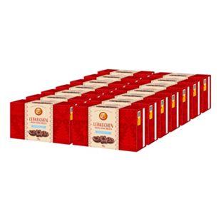 Santa Claus Lebkuchen Vollmilch 500 g, 14er Pack - Bild 1