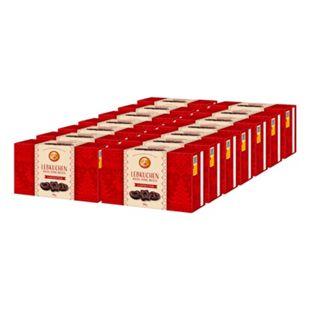 Santa Claus Lebkuchen Zartbitter 500 g, 14er Pack - Bild 1
