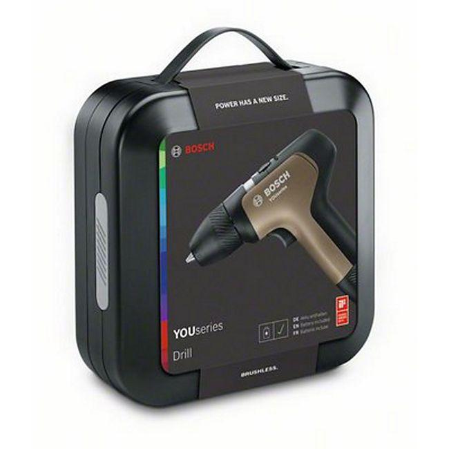 Bosch Akkuschrauber YOUseries Drill, 3,6 V, inkl. Akku und USB-C Kabel - Bild 1