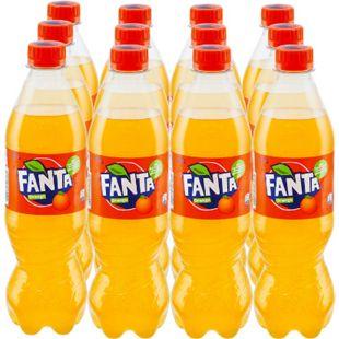 Fanta 0,5 Liter, 12er Pack - Bild 1