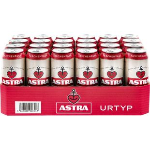 Astra Urtyp 4,9 % vol 0,5 Liter Dose, 24er Pack - Bild 1