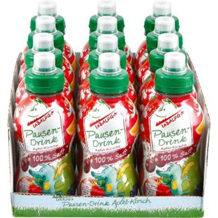Tabaluga Apfel-Kirsch 0,3 Liter, 12er Pack - Bild 1