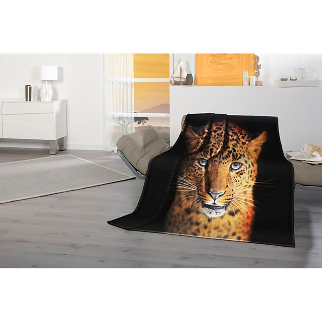 Wohndecke Tiermotiv Leo - Bild 1