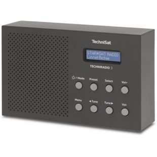 TechniRadio 3 DAB schwarz - Bild 1