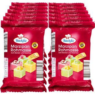 Backfee Marzipan-Rohmasse 200 g, 12er Pack - Bild 1