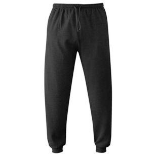 Herren Loungewear-Hose schwarz Gr. M - Bild 1