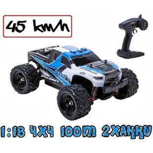 Blij´r Speed´r ferngesteuertes RC Auto blau - Bild 1